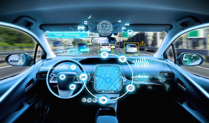 With the 3D digital twin of the world, test drivings for autonomous vehicles will no longer be the same.