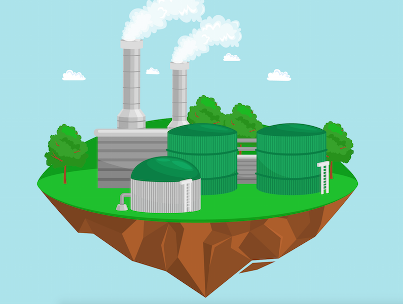 Bioenergy has the potential to play a key role as a flexible resource in the renewable power supply system.