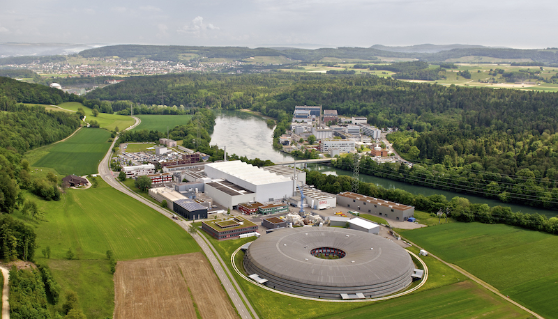The Paul Scherrer Institute (PSI) operates a worldwide unique complex of large research facilities. Photo: ©Paul Scherrer Institute (PSI)