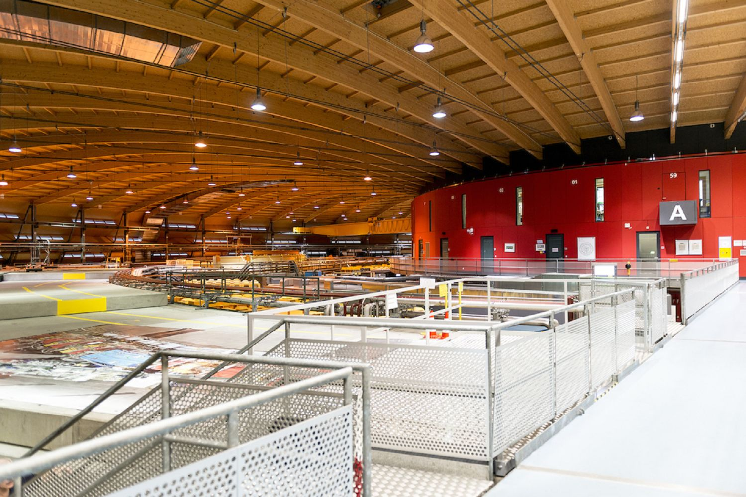 Among other things, Swiss Light Source Synchrotron (SLS) operates protein crystallography beamlines