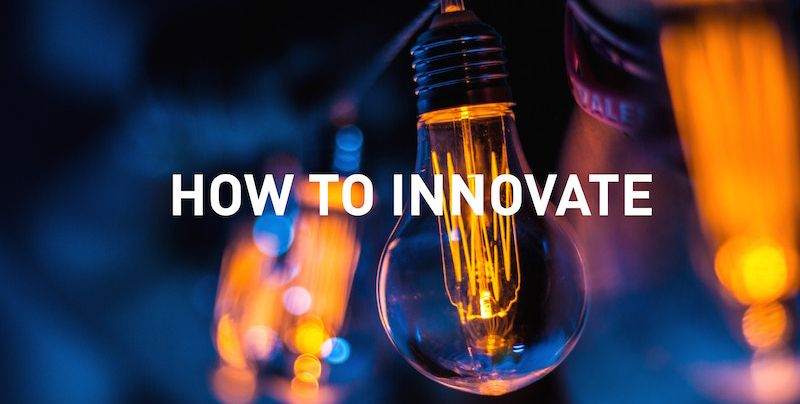 Learn innovation form the experts!
