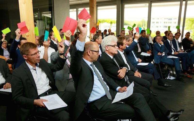 Initiale Aufbauphase abgeschlossen: Generalversammlung stellt die Weichen für den weiteren Ausbau des Standortes