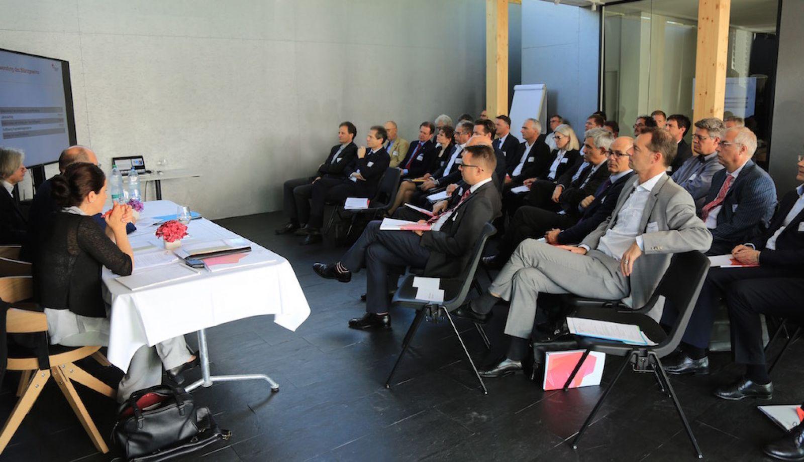 1. Ordentliche Generalversammlung der innovAARE AG