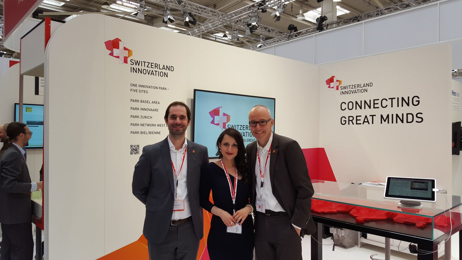 PARK INNOVAARE at CeBIT