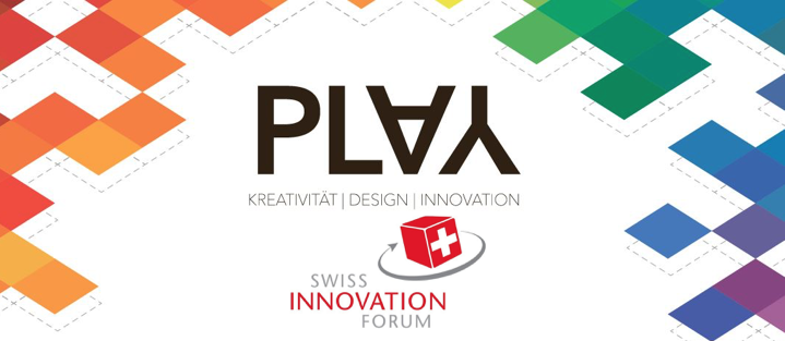 11th edition of the Swiss Innovation Forum is dedicated to a playful approach to everyday business.
