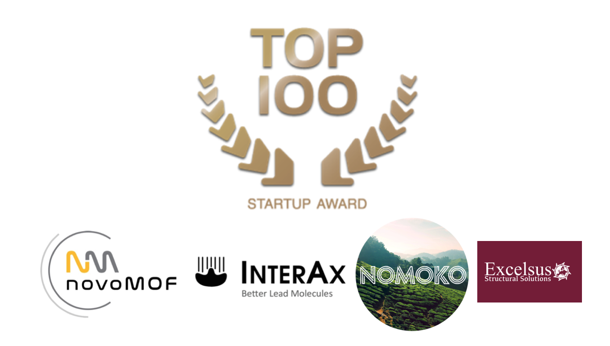 Vote for one of PARK INNOVAARE's start-ups and help them to win TOP 100 STARTUP AWARD