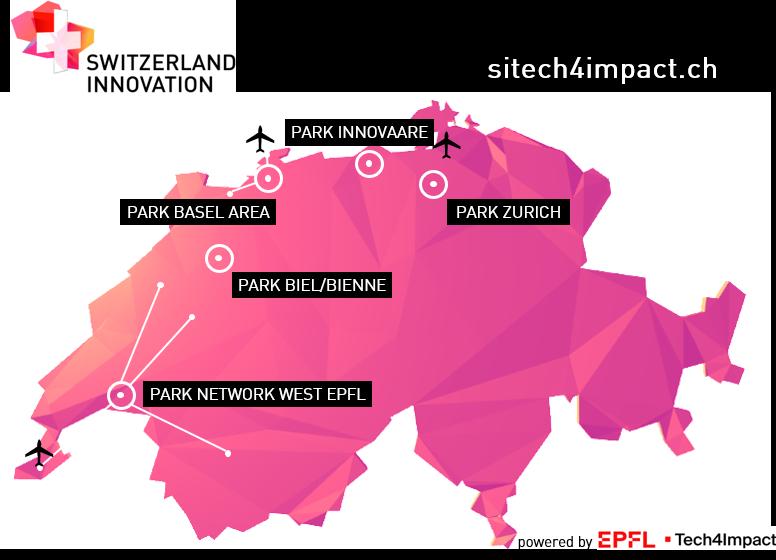 Switzerland Innovation Tech4Impact