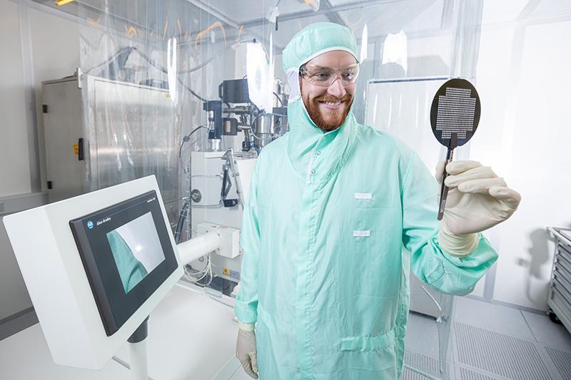 Dr. Florian Döring, Founder & CEO of XRnanotech